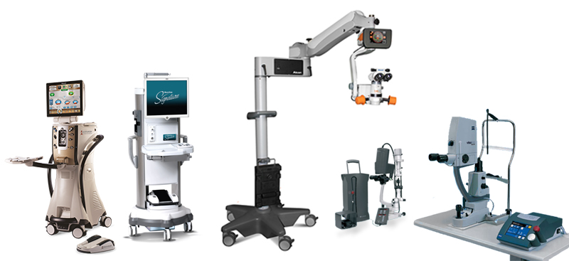 Cataract Equipment Outsourcing