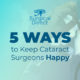 Happy Cataract Surgeon